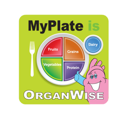 MyPlate Items (Spanish)