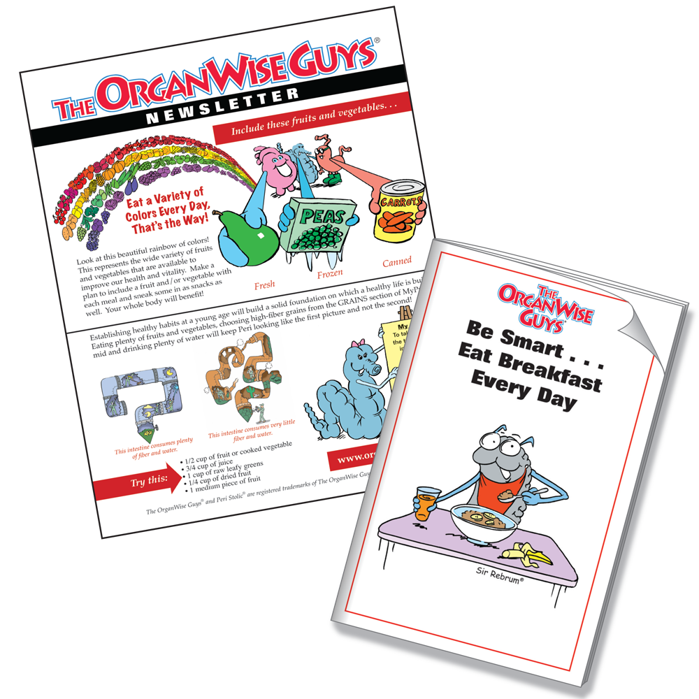 Newsletters/Booklets