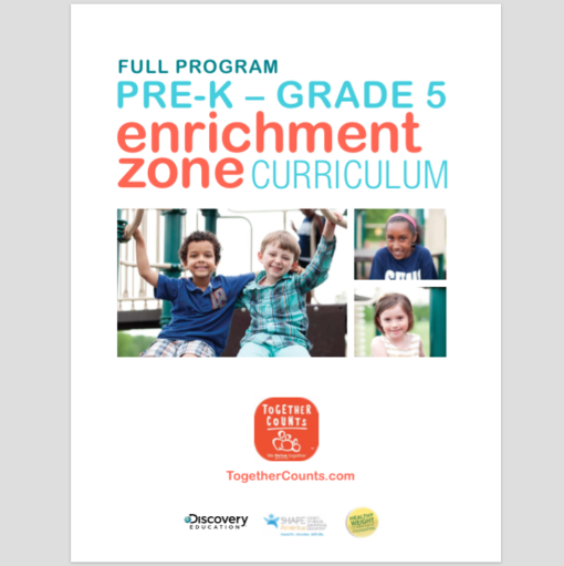 Together Counts – Enrichment Zone K-5 Free!